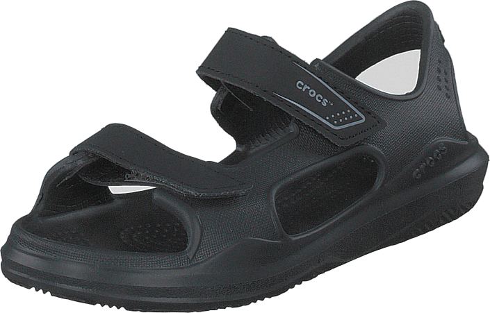 Crocs - Swiftwater Expedition Sandal K Black/slate Grey