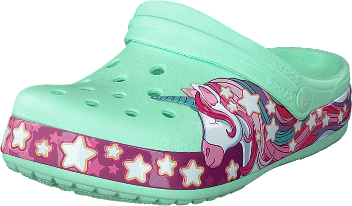 Crocs - Crocs Funlab Unicorn Band Cg K Neo Mint