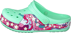 Crocs Funlab Unicorn Band Cg K Neo Mint