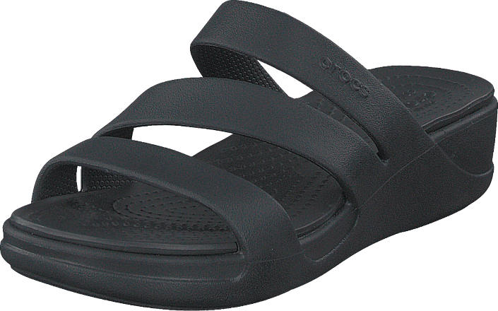 Crocs - Crocs Monterey Wedge W Black
