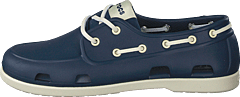 Classic Boat Shoe M Navy/stucco