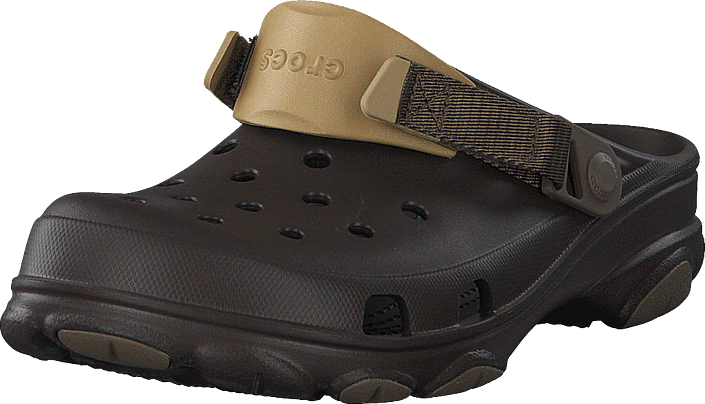 Kjøp Crocs Classic All Terrain Clog Espresso sko Online