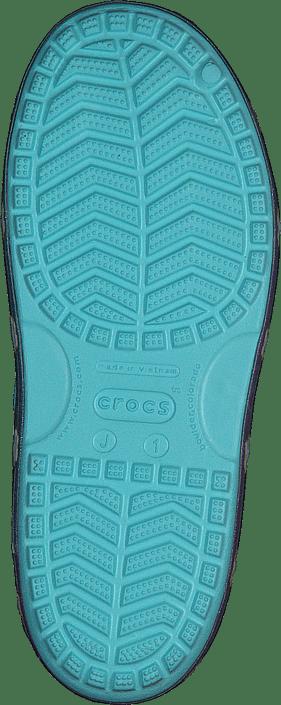 Crocsfl Unicorn Charm Sandal G Ice Blue