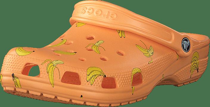 Crocs - Classic Vacay Vibes Clog Cantaloupe