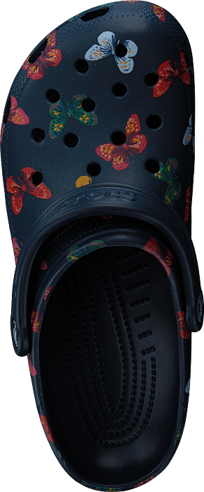 Classic Vacay Vibes Clog Butterfly