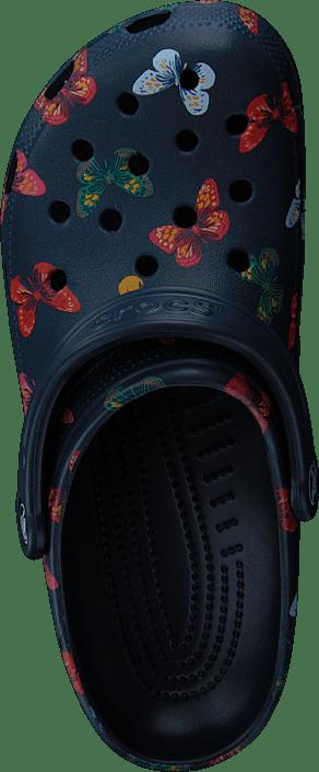 Kjøp Crocs Classic Vacay Vibes Clog Butterfly Sko Online