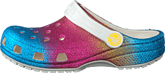 Classic Ombre Glitter Clog K Oyster/multi
