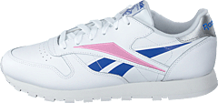 Reebok Classic, Sneakers, Hvit Nordens største utvalg av