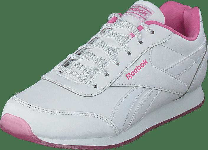 Reebok Classic - Reebok Royal Cljog 2 White/posh Pink/none