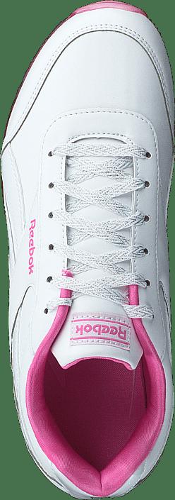Reebok Royal Cljog 2 White/posh Pink/none