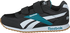 Reebok Royal Cljog 2 2v Black/seaport Teal/white