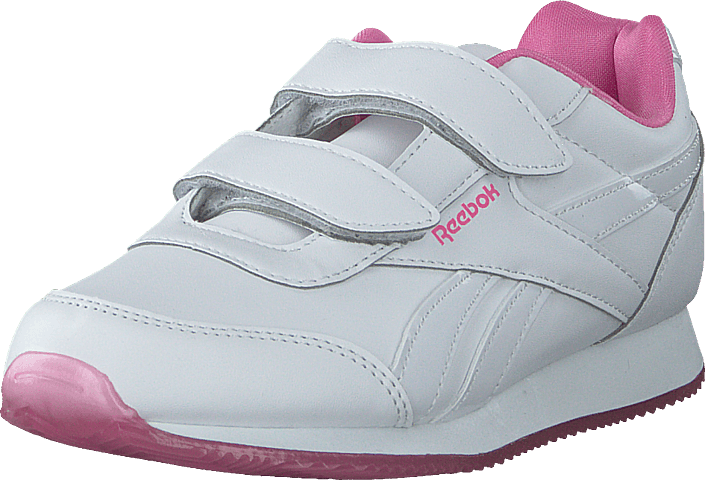 Reebok Royal Cljog 2 2v White/posh Pink/none