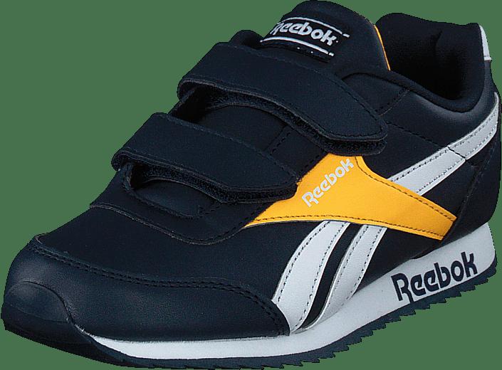 Reebok Classic - Reebok Royal Cljog 2 2v Collegiate Navy/solar Gold/whi