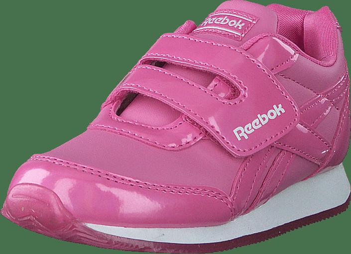 Reebok Royal Cljog 2 Kc Posh Pinkwhitenone