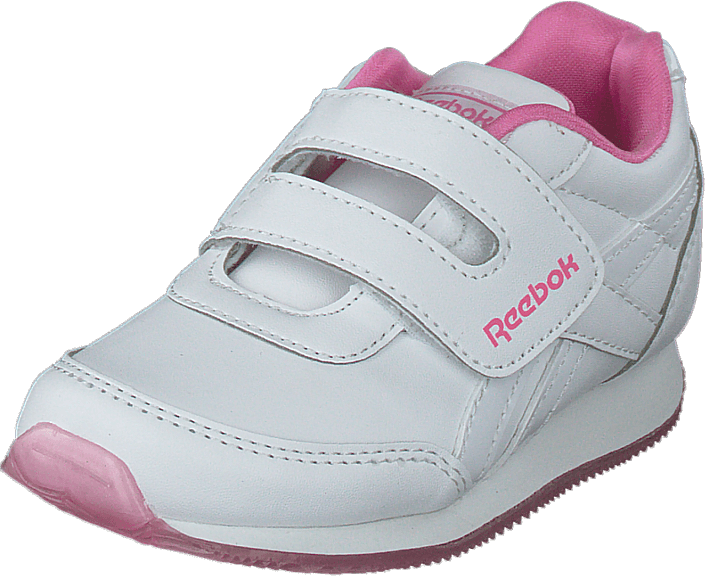 Reebok Classic - Reebok Royal Cljog 2 Kc White/posh Pink/none