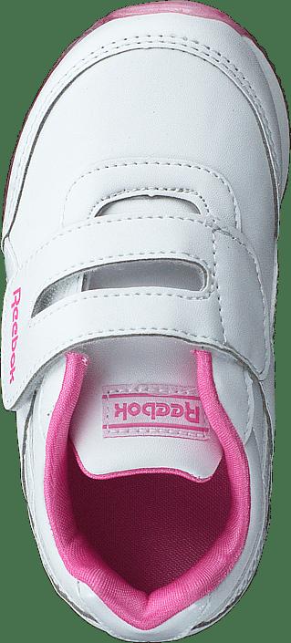 Reebok Royal Cljog 2 Kc White/posh Pink/none