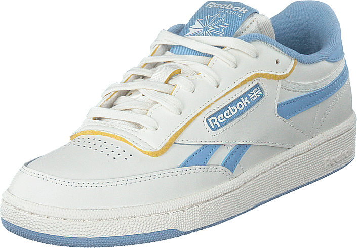 Reebok Classic - Club C Revenge Chalk/fluid Blue/chalk