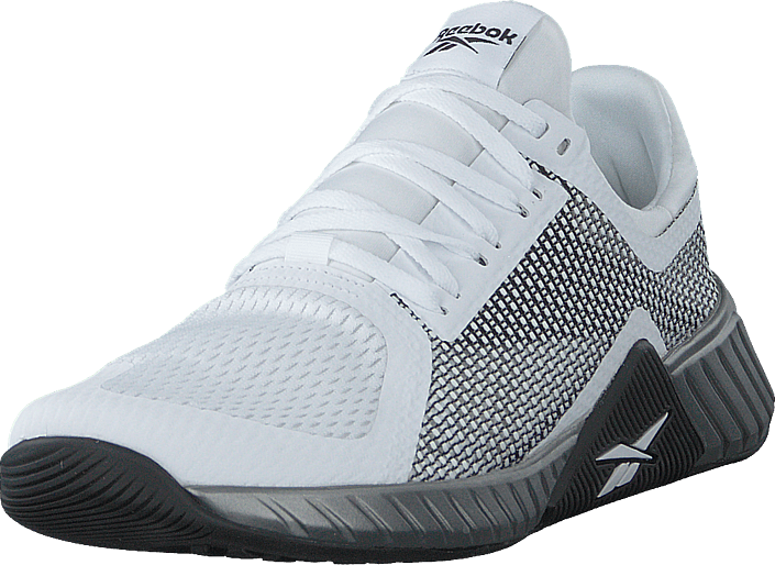 Reebok - Flashfilm Train White/black/silver Met,