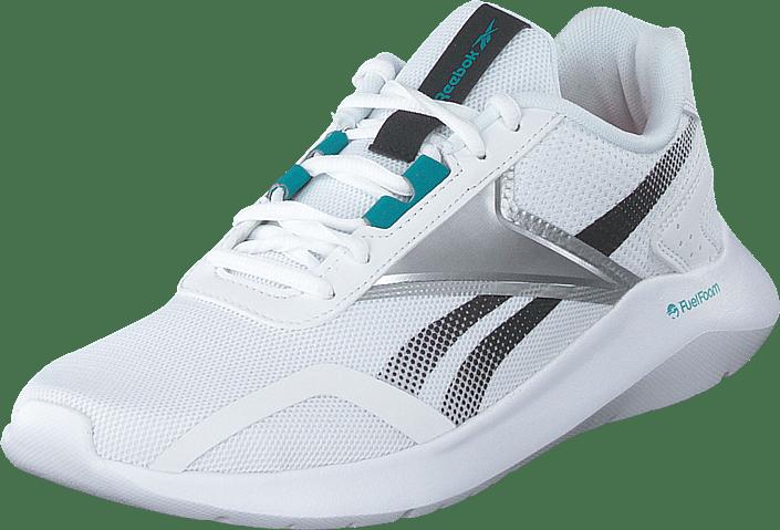 Reebok - Reebok Energylux 2, White/black/silver Met,