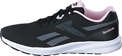 Reebok Runner 4,0 Black/cold Grey 6/pixel Pink