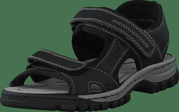 Rieker - 25084-00 Black