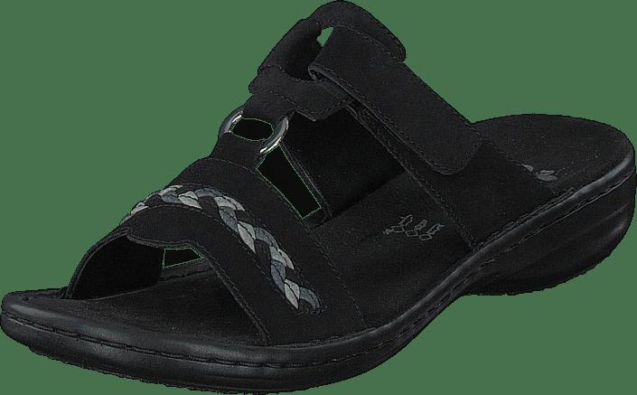 Rieker - 60888-00 Black