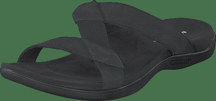 District Kanyoa Slide Black