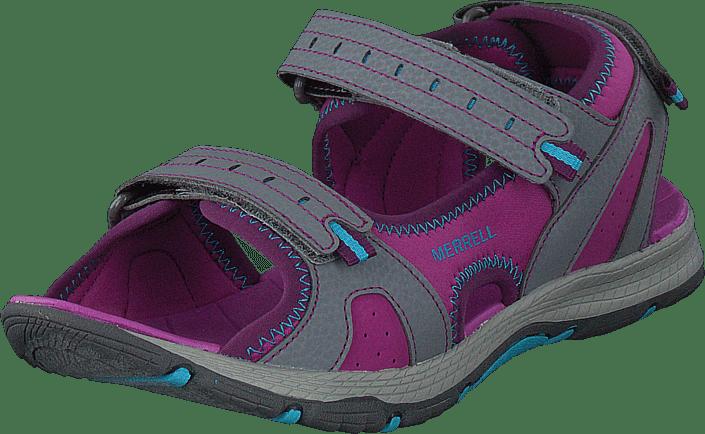 Merrell - Panther Sandal 2.1 Grey