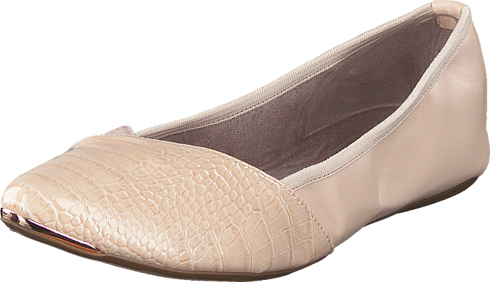 Butterfly Twists - Ivy Nude Pateent Croc