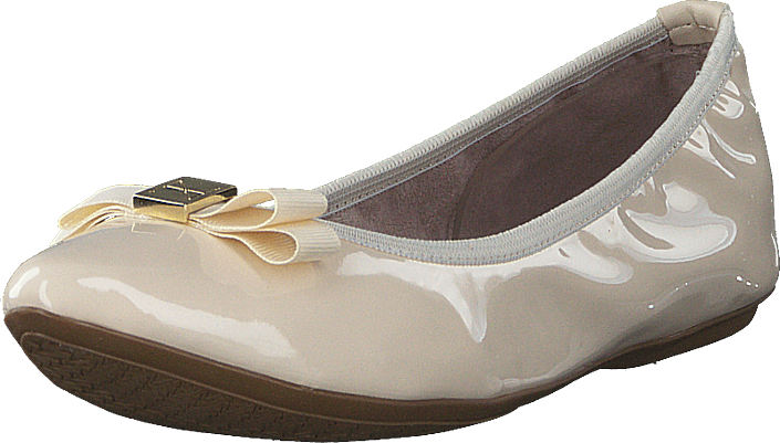 Butterfly Twists - Jasmine Cream Patent