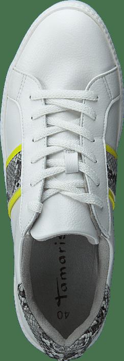 Tamaris 1-1-23750-24 White/neon Scarpe Online