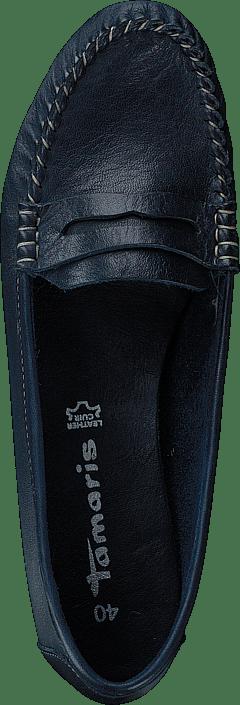 Kjøp Tamaris 1-1-24213-24 Navy Sko Online