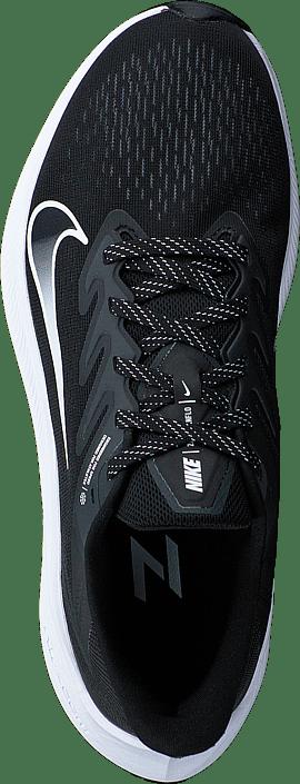 Kjøp Nike Wmns Zoom Winflo Black/white Sko Online