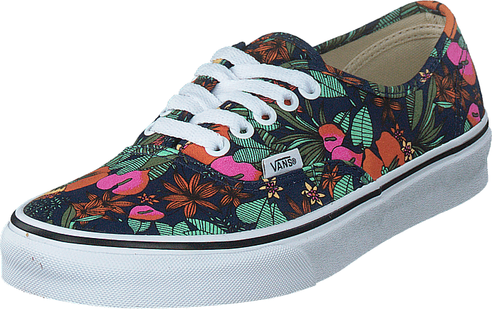Vans - Ua Authentic (multi Tropic) Dress Blues/tru