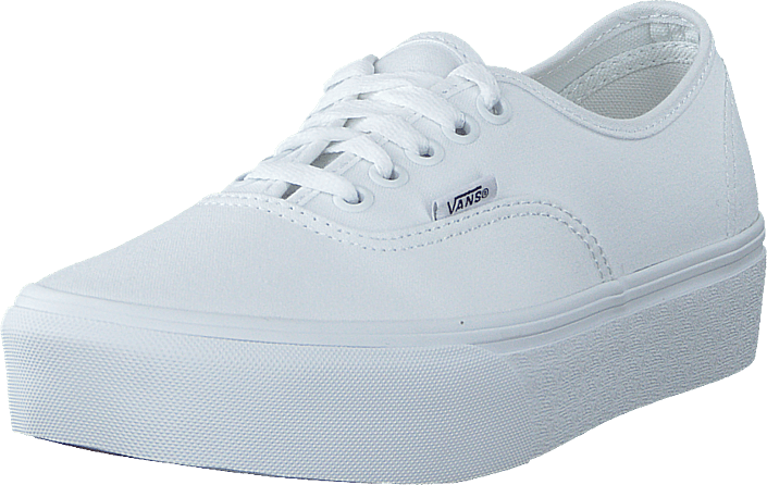 Vans - Ua Authentic Platform 2.0 True White
