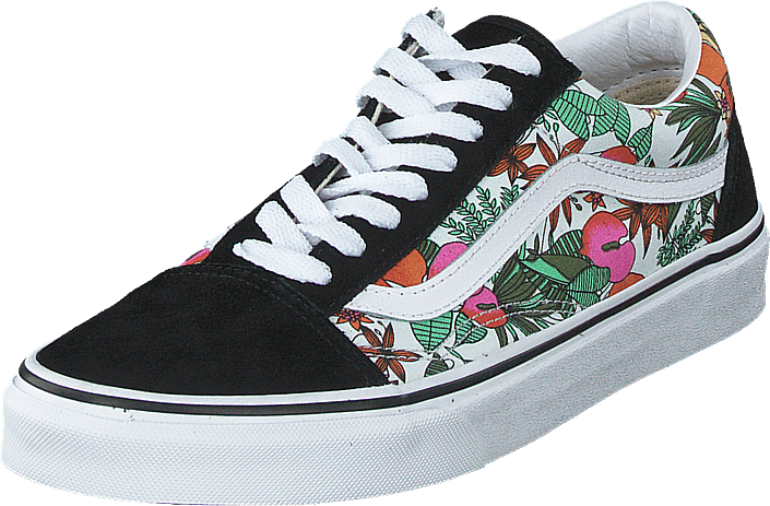 Vans - Ua Old Skool (multi Tropic) Black/true Whit