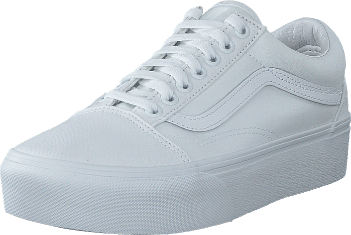 Vans - Ua Old Skool Platform True White