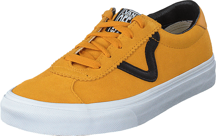 Vans Sko Vans Sport BlackCadmium Yellow