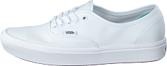 Ua Comfycush Authentic (classic) True White/true Whit