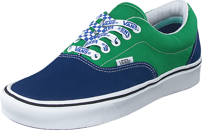 Vans - Ua Comfycush Era (lace Mix) True Blue/fern Gree