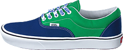 Ua Comfycush Era (lace Mix) True Blue/fern Gree
