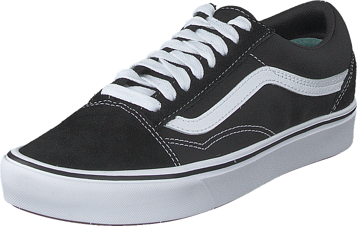 Vans - Ua Comfycush Old Skool (classic) Black/true White