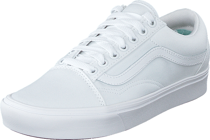 Vans - Ua Comfycush Old Skool (classic) True White/true Whit