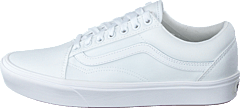 Ua Comfycush Old Skool (classic) True White/true Whit