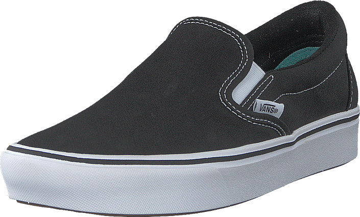 Vans - Ua Comfycush Slip-on (classic) Black/true White