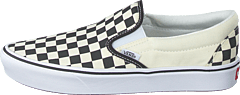 Ua Comfycush Slip-on (classic) Checkerboard/true Wh