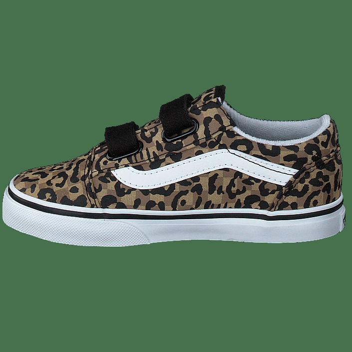 Vans Sneakers Barn På Nett Vans Animal Checkerboard Old