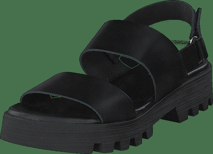 Shoe Biz - Namibia Vaquetta Black/black/black