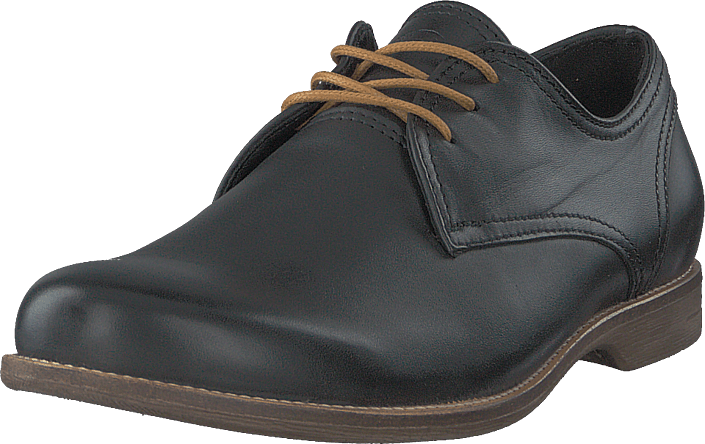 Sneaky Steve - Fall Low Leather Black
