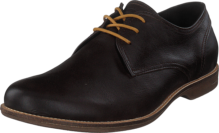 Sneaky Steve - Fall Low Leather Brown